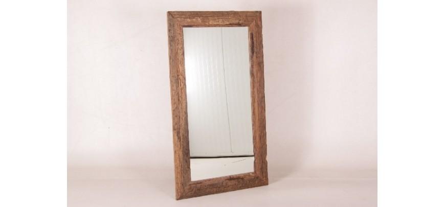 Rustikale spiegel antike spiegel barock spiegel spiegel mit altholzrahmen antiksch r - Rustikaler spiegel ...