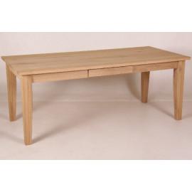 Tisch Nizza Nach Mass Aus Vollmassiver Eiche
