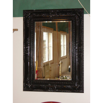 spiegel im barockstil spiegel mit grossen rahmen facettenschliff. Black Bedroom Furniture Sets. Home Design Ideas