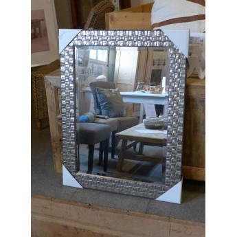 spiegel mit silberrahmen spiegel zum aufh ngen. Black Bedroom Furniture Sets. Home Design Ideas